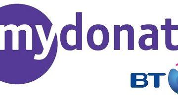 BT my donate logo