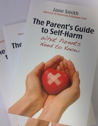 cover of self harm book