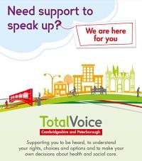 advocacy service flyer