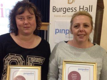 Pinpoint award winners