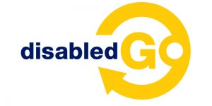 logo for disabledGo