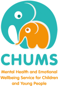 logo for CHUMS MH service