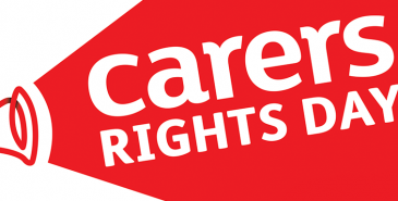 logo for carers rights day