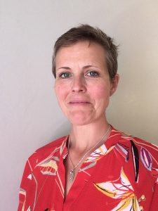 photo of Pinpoint staff member Esther Harris.